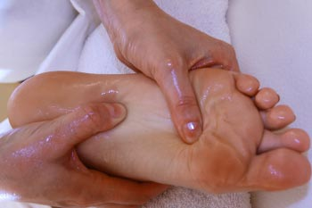 Wellnessmassage: Indische Marma Massage